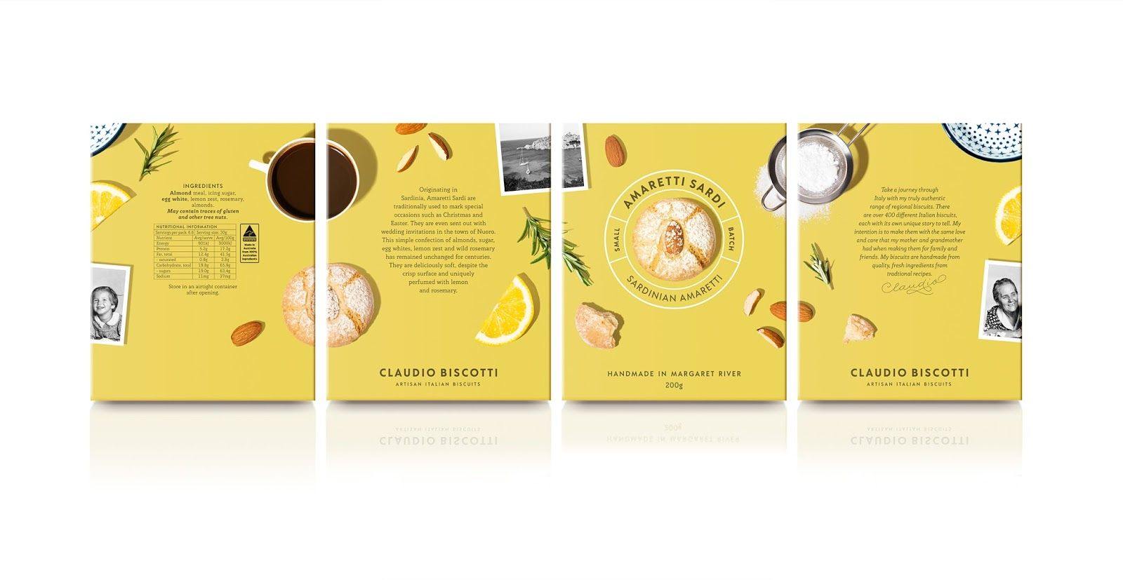 Claudio Biscotti Italian Biscuits