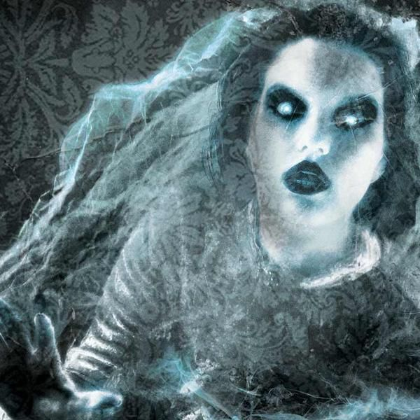 Ghostly Apparitions in 2018 AtmosFX Halloween Pinterest