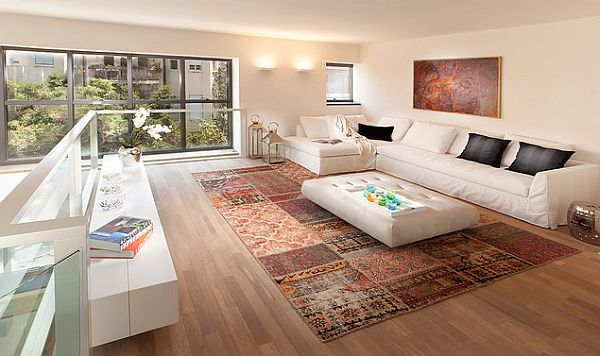 carpets for living room. Beautiful Rug Ideas for Every Room of Your Home  Patchwork rugs