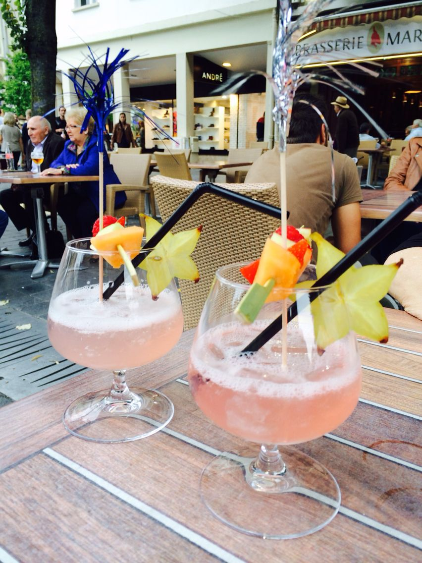 More delicious cocktails in Reims, France