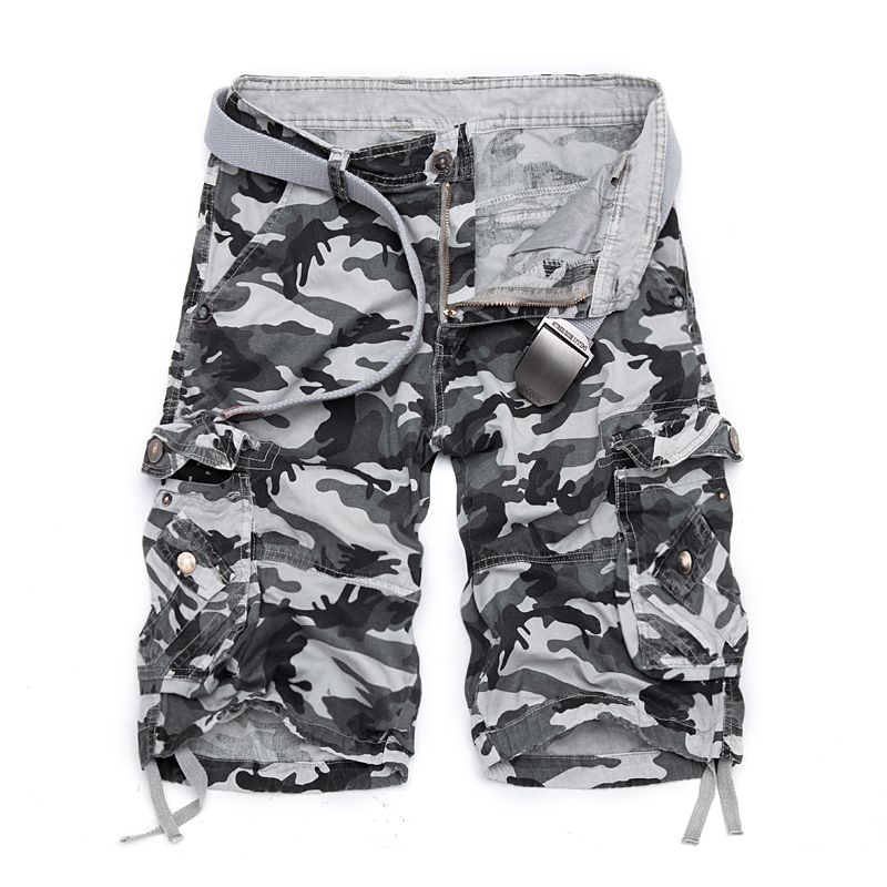 4da3993e9a2 Camouflage Loose Cargo Shorts Men Cool Camo Summer Short Pants Hot Sale  Homme Cargo Shorts Plus Size Brand Clothing The Buddy Shoppe Price    FREE  Shipping ...