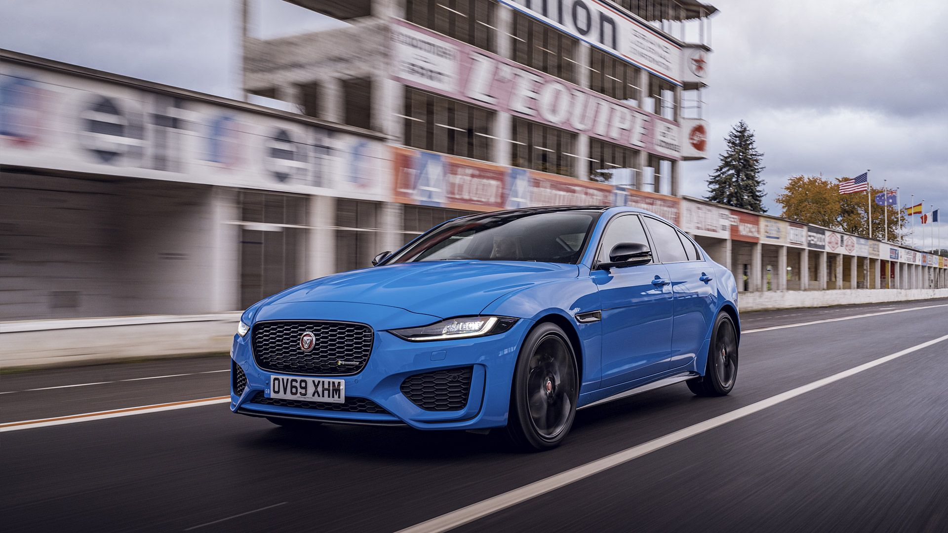 2020 Jaguar Xe Reims Edition Jaguar Xe Jaguar Reims