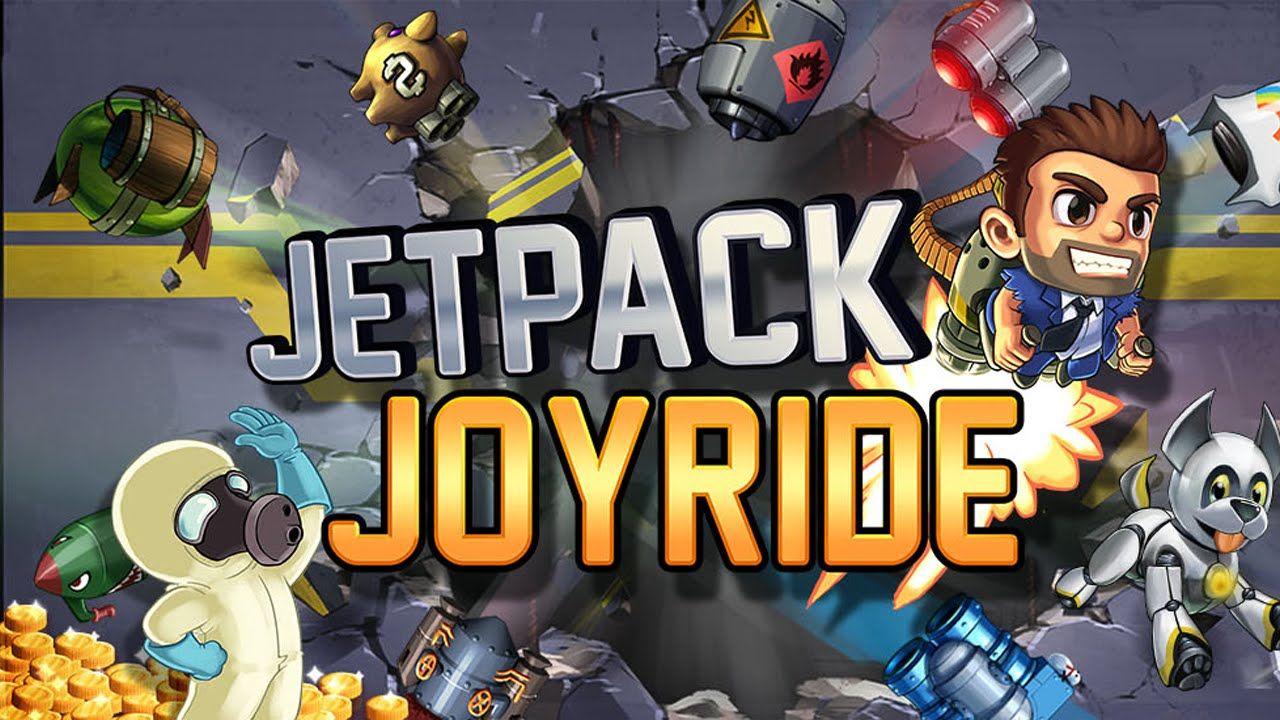 Jetpack Joyride Iphone Ipad Android Subscribe Mochilas De Cohete Androide Juegos
