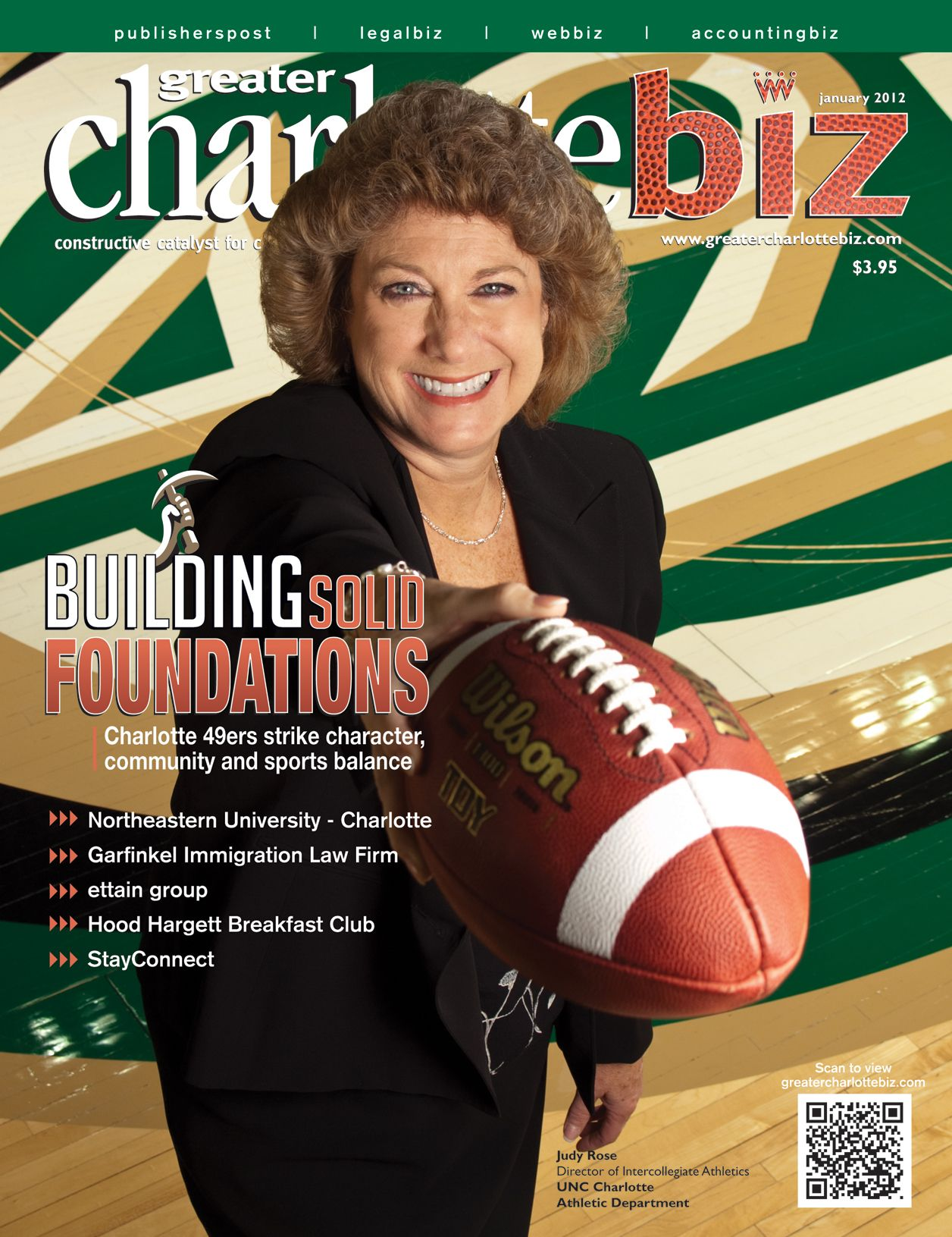 Pin On Charlotte Biz Magazine