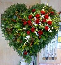 Wience I Wiazanki Pogrzebowe Kwiaciarnia Arkadia Andrzej Malecki Warszawa Funeral Flower Arrangements Sympathy Flowers Flower Arrangements