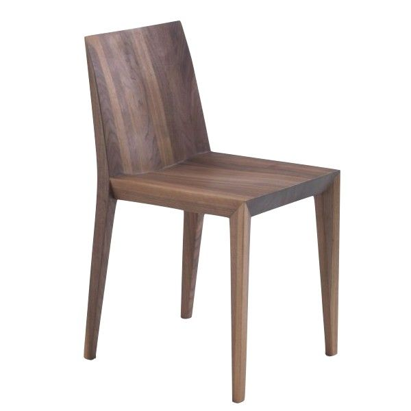 Beau Chair Wood Riva 1920 Shedar Design Marc Sadler