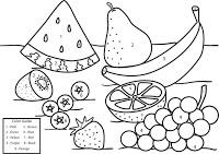 ภาพระบายส ผลไม ลายเส น ต าง สน บสน นคนไทยให ร กการอ าน ดาว Preschool Worksheets Free Printables Printables Free Kids Kindergarten Worksheets Free Printables