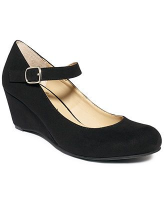 American Rag Meesha Mary Jane Wedges, Created for Macy's - Pumps - Shoes -  Macy's