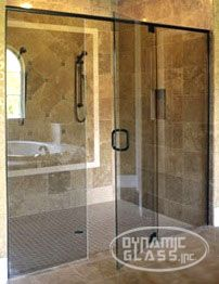 Dynamic Glass, inc. - Frameless Shower Enclosures, Custom Shower Enclosures, Bathroom Shower Enclosures