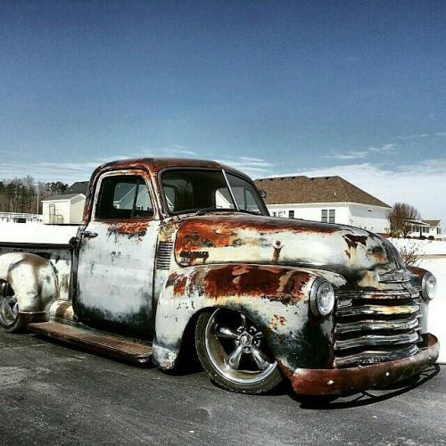 Hotrodsandmusclecars Tumblr Cool And Low And Patina