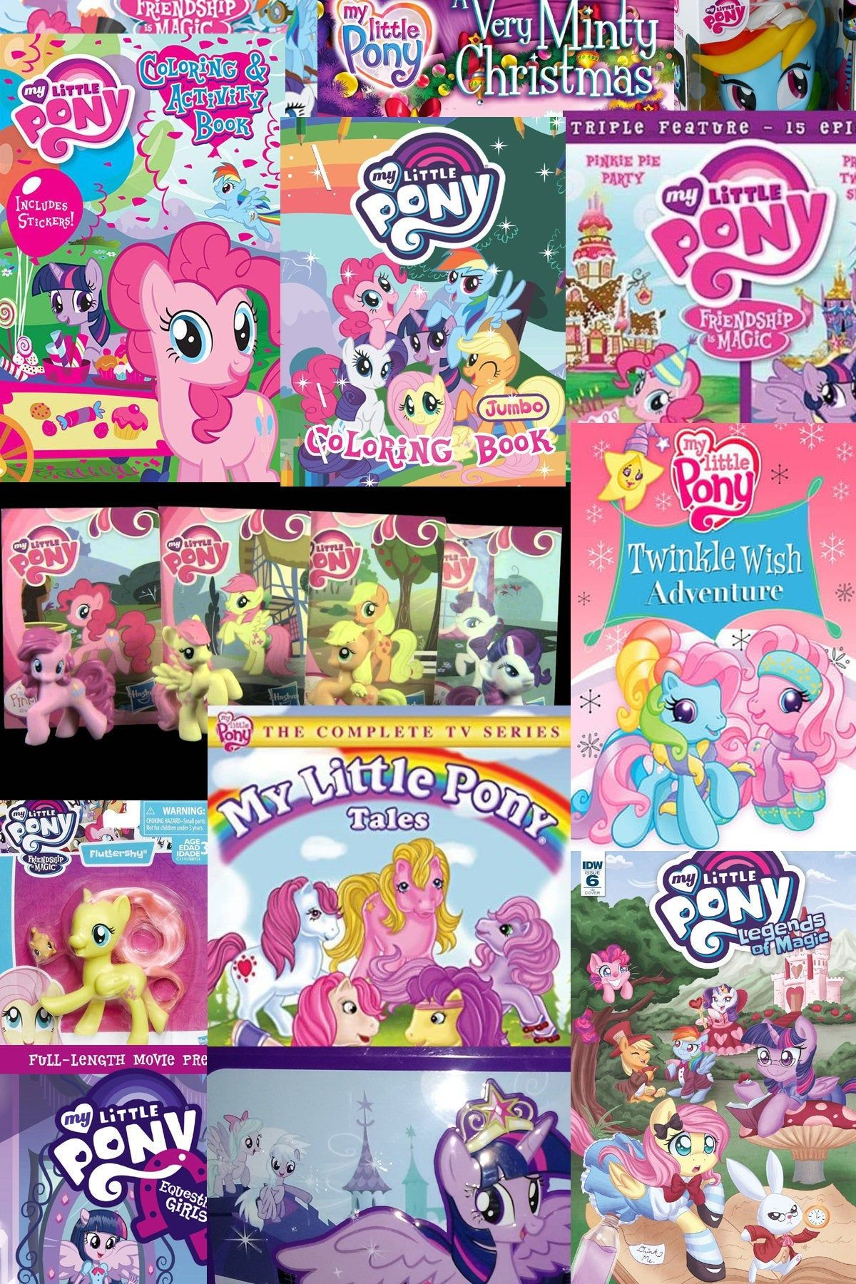 Thanks For The Kind Words Omg Such A Awesome Selection Of Dvds And The Sticker Pack Is My Favorite Pack Ne In 2020 Pony Gift My Little Pony Set My Little Pony