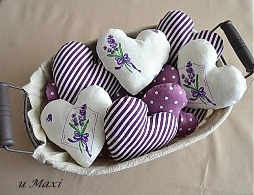 Dekoračné srdiečka by Maxi - SAShE.sk - Handmade Dekorácie