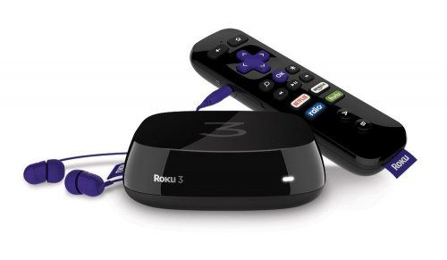 [Daily Deal] Roku 3 HD Streaming Player for TV (Includes 3 month NOW TV Entertainment Pass) £59.99 @ Amazon - Hot UK Deals - http://uhotdeals.co.uk/5607-daily-deal-roku-3-hd-streaming-player-for-tv-includes-3-month-now-tv-entertainment-pass-59-99-amazon-hot-uk-deals/