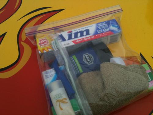 The Real Homeless Hygiene Blessing Bags Homeless