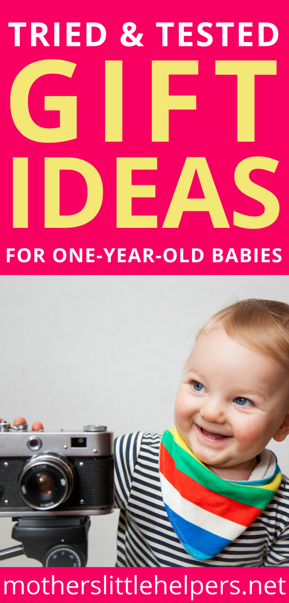 GIFT IDEAS FOR 1 YEAR OLD Wondering What To Gift A Year Old