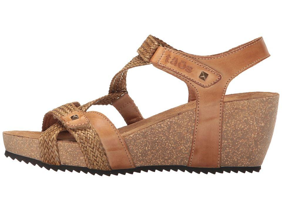 d73d362e37c Taos Footwear Julia Women s Shoes Camel
