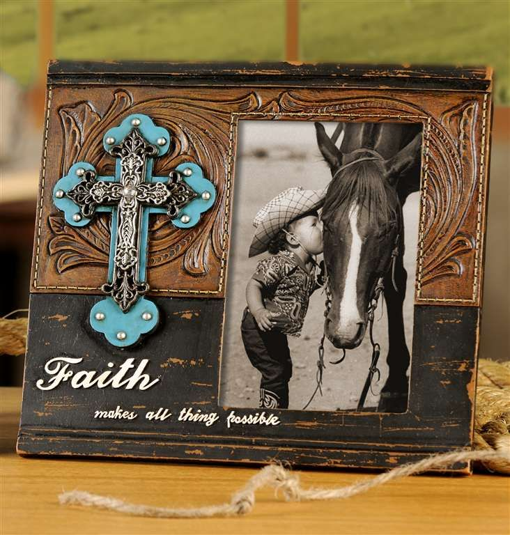 Quot Faith Makes All Things Possible Quot Beautiful Brown Silver