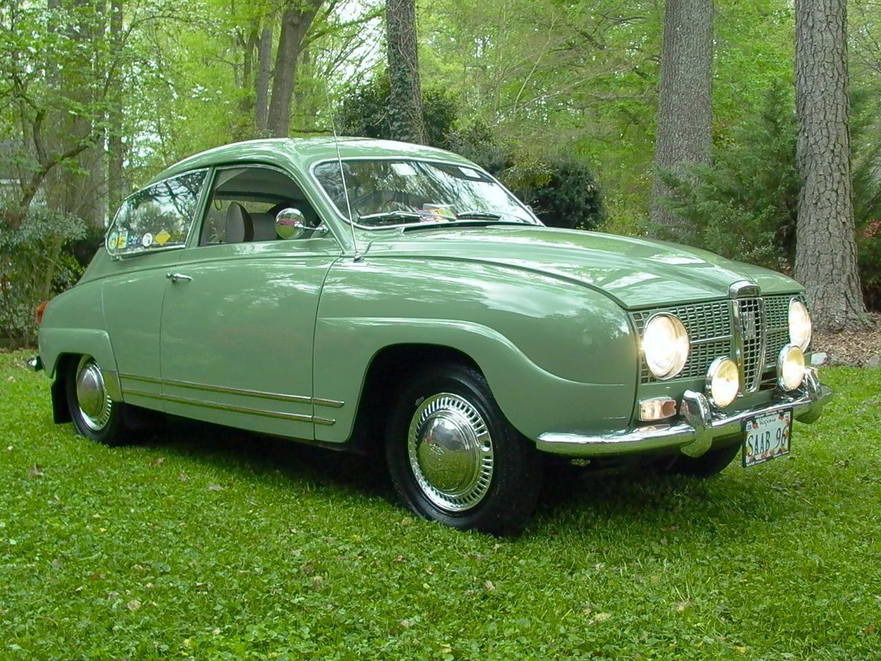 1966 Saab 96 Monte Carlo 850 Vin 396421 Saab Saab Automobile Dream Cars