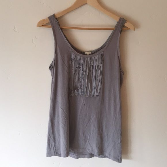 Embellished Tank Cute tank to layer or wear stand alone J. Crew Tops Tank Tops