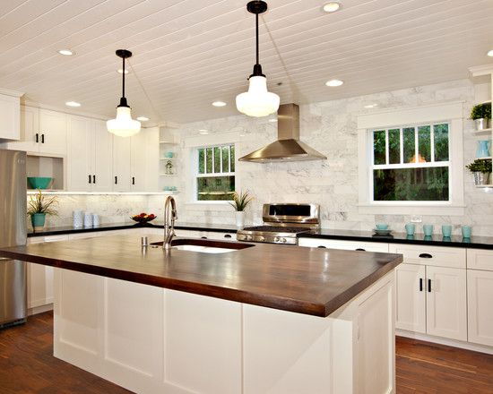 Such a clean-looking kitchen