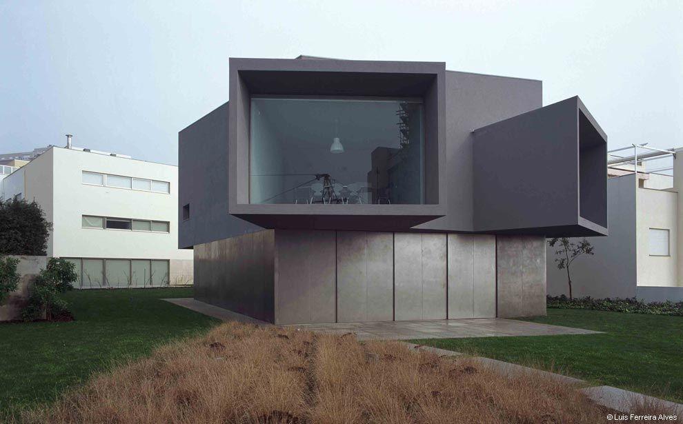 Casa do Cinema. Eduardo Souto de Moura