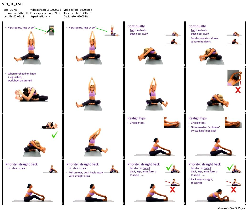 Free Weight Loss Yoga For Beginners: Yoga Asanas For Back Pain Thread Of The Day: A Family