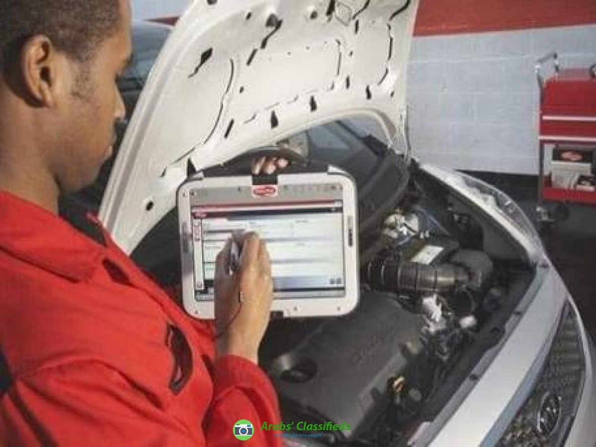 Full Car COMPUTER and Mechanical testing on your location