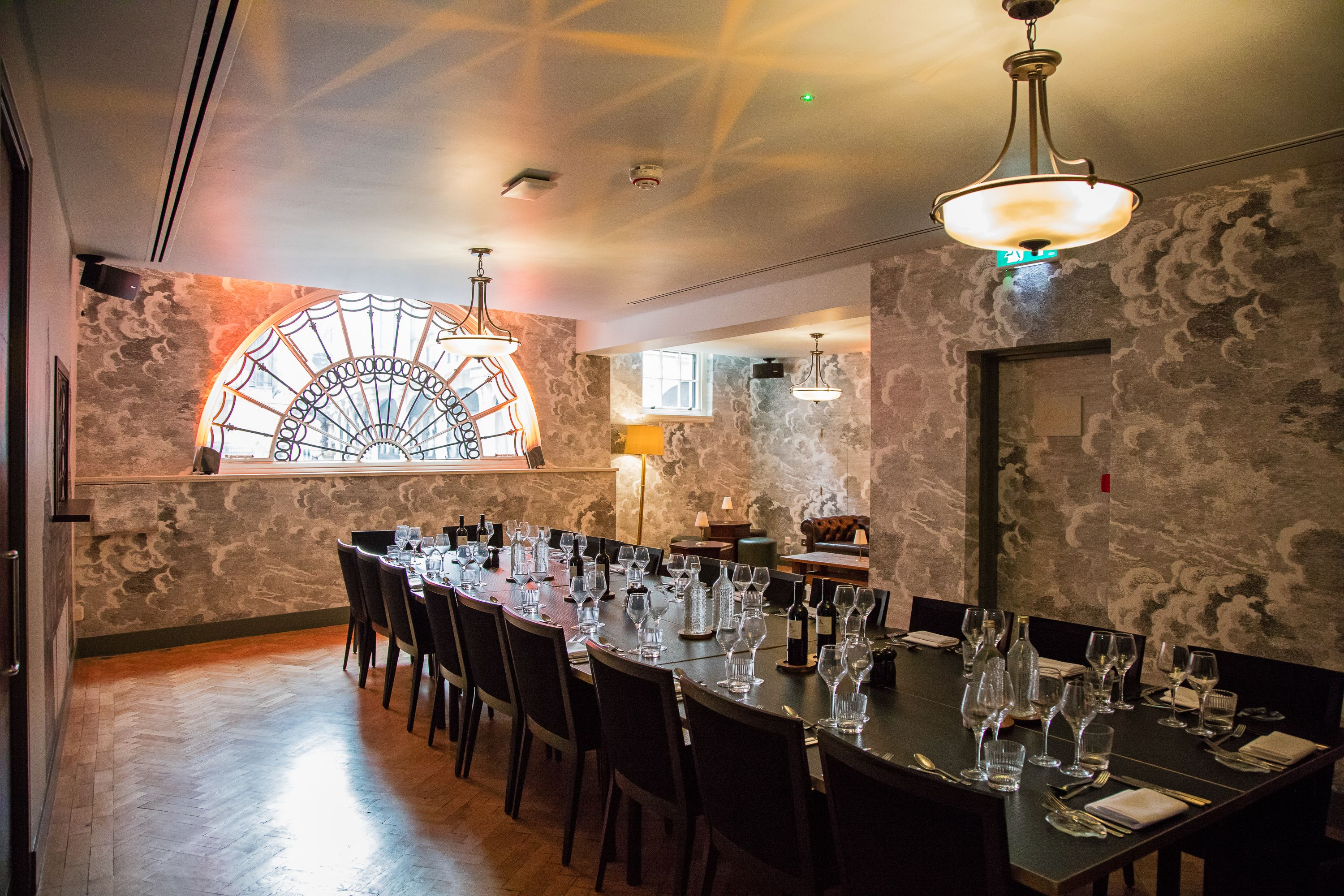 Private Dining Room - City of London. | Private Dining London ...