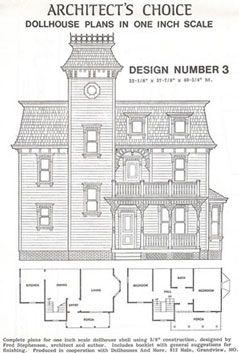 Handley House Product Doll House Plans Doll House How To Plan
