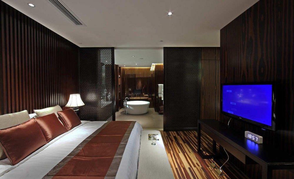 Qing Shui Wan Spa Hotel / Nota Design International pet Ltd