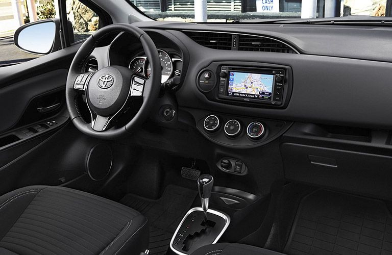 2016 Toyota Yaris A small and affordable with