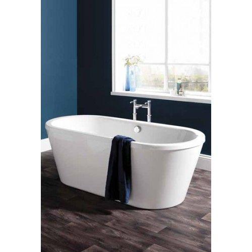 Premier Bathroom Design Pool Double Ended Freestanding Bath Brand  Premier Bathroom