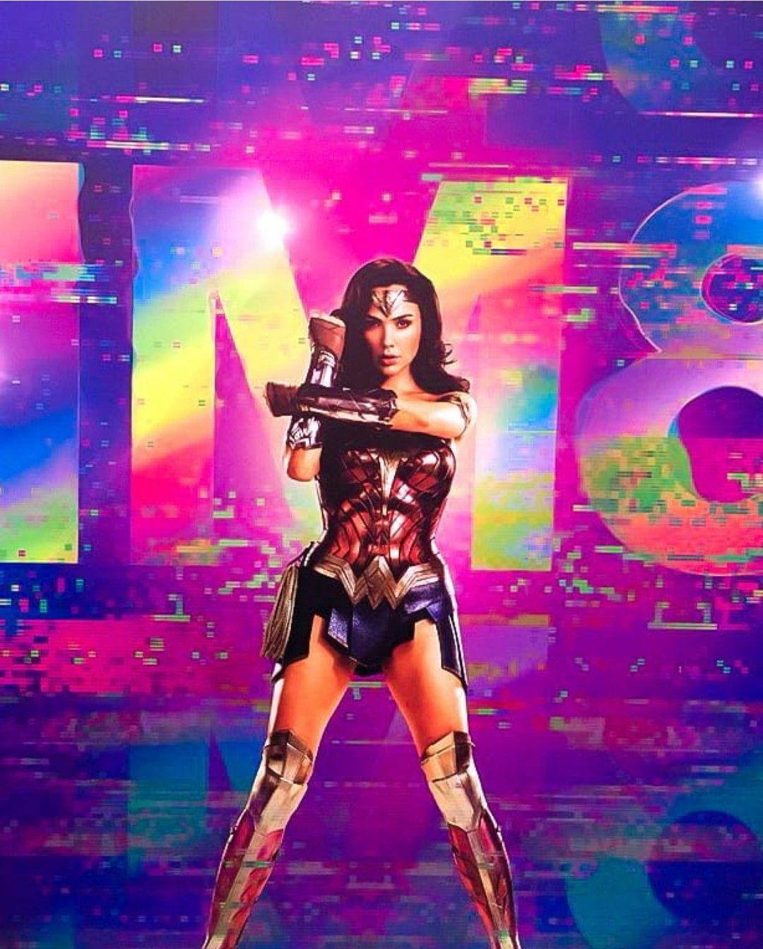 Wonder Woman 1984 Promo Wonder Woman Gal Gadot Wonder Woman Movies By Genre