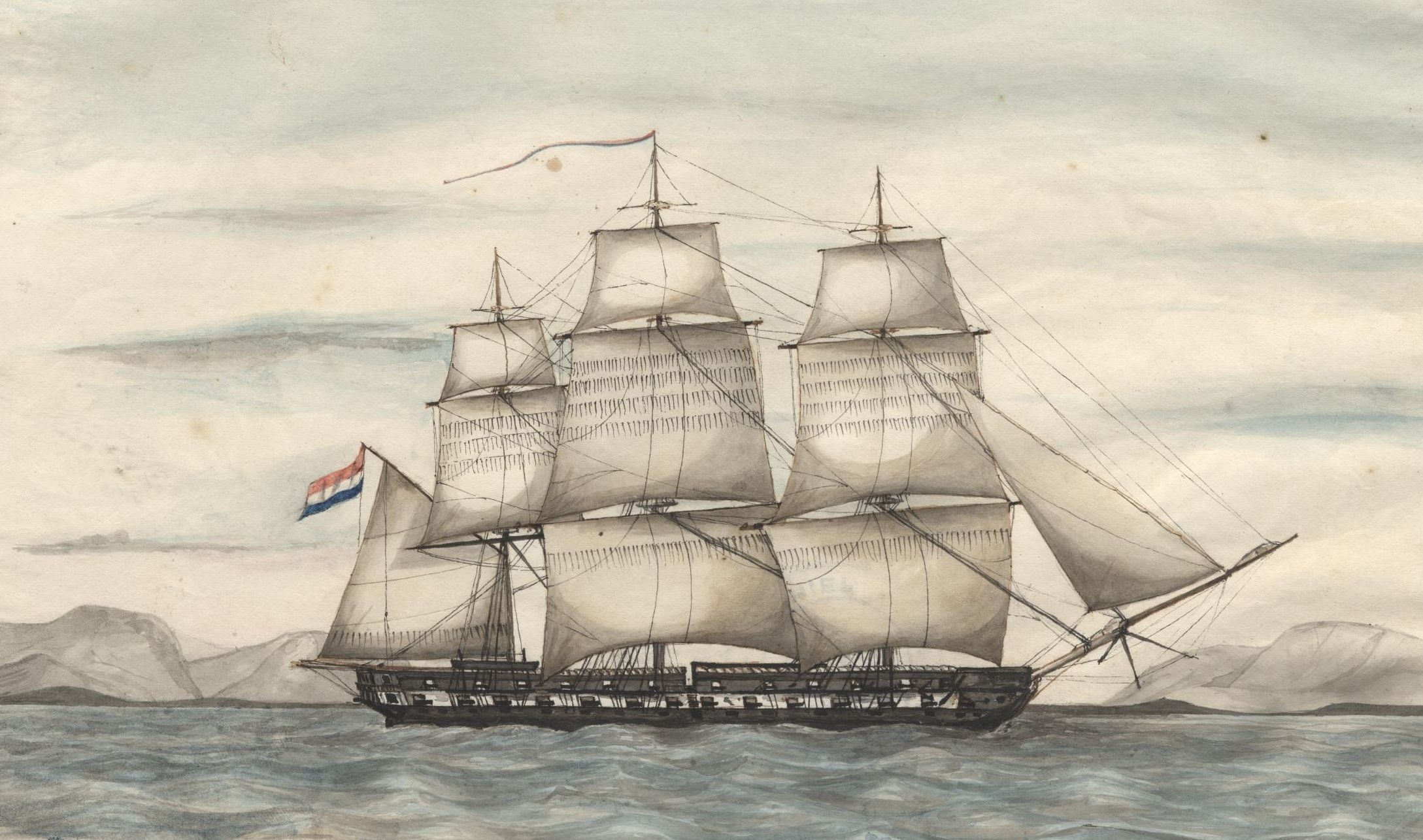 Zr.Ms. Rhijn (1816)