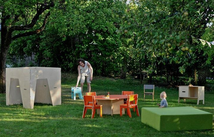 Playful spaces for playful kids!