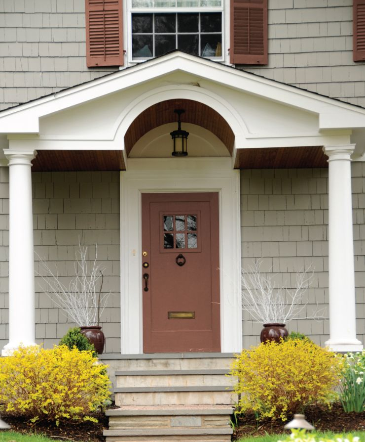 Color of the month mars red farmhouse paint colors