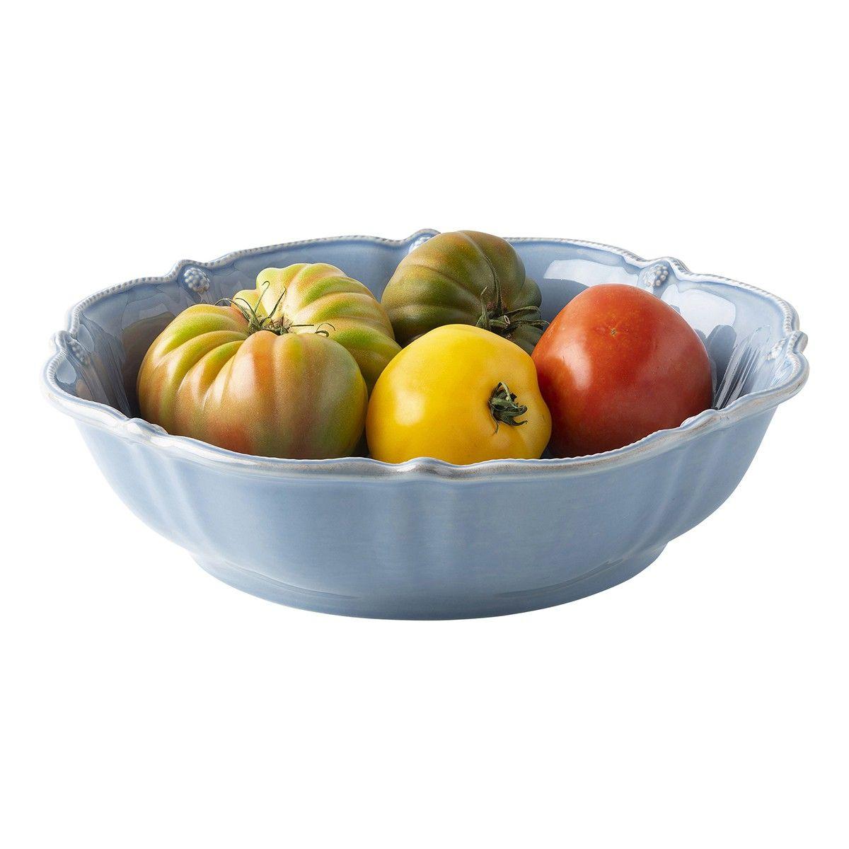 Juliska Berry & Thread Chambray 13 Bowl #casualdinnerware