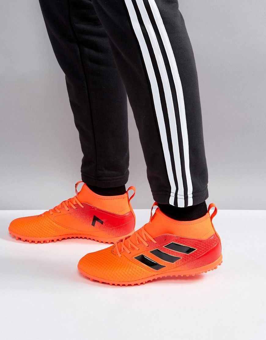 sports shoes 4617f 94171 ADIDAS ORIGINALS ADIDAS SOCCER ACE TANGO 17.3 ASTRO TURF SNEAKERS IN ORANGE  BY2203 - ORANGE. adidasoriginals cloth