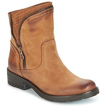 Sweet Lemon bootsit Ronja nilkkurit väri COGNAC kengät Naiset 144,00 €