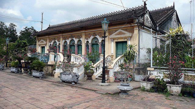 Maison De L'Équipe De Tournage Du Film L'Amant | Voyage And Vietnam