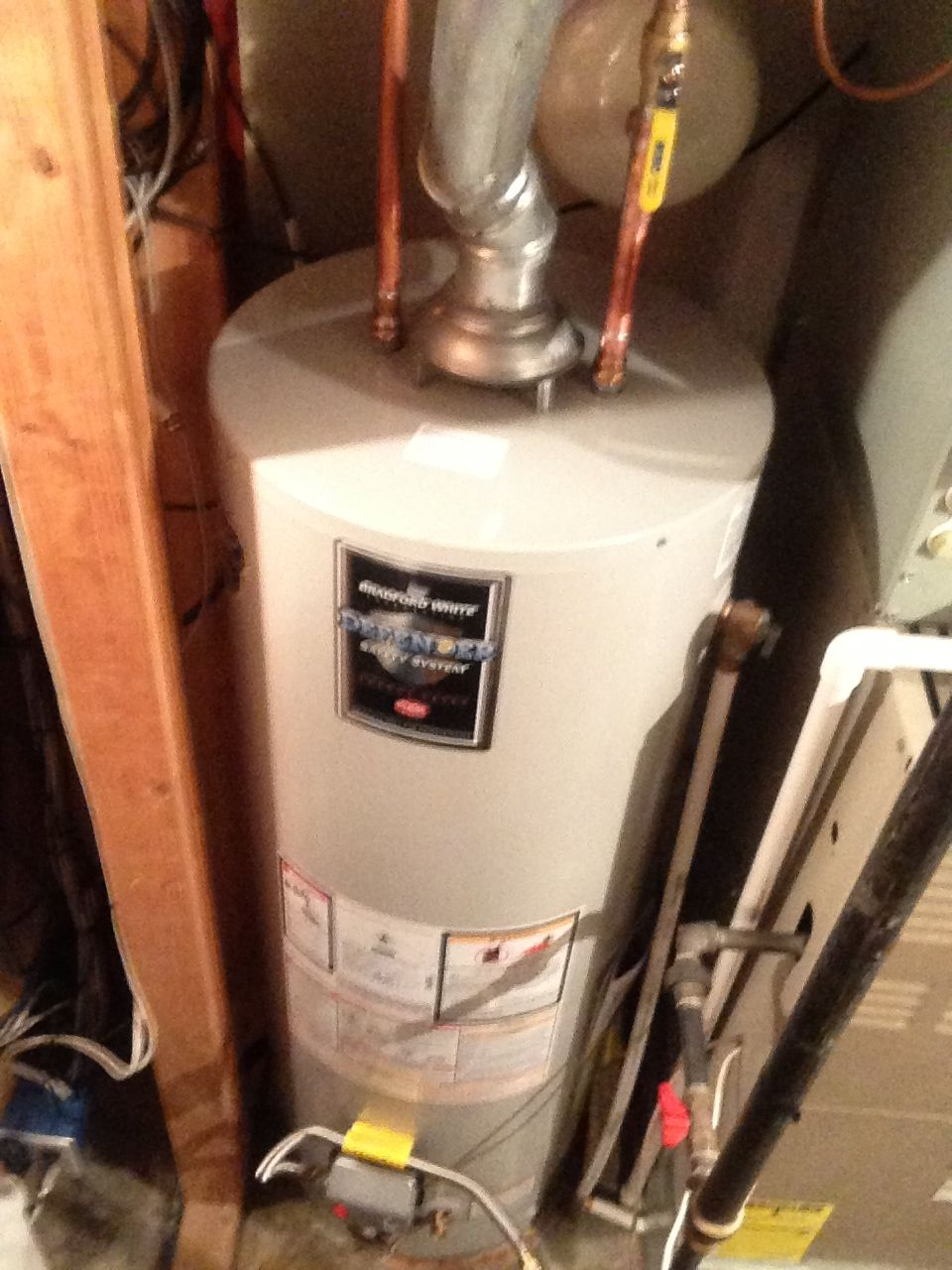 Hot water heater installed in overland park kansas water heaters
