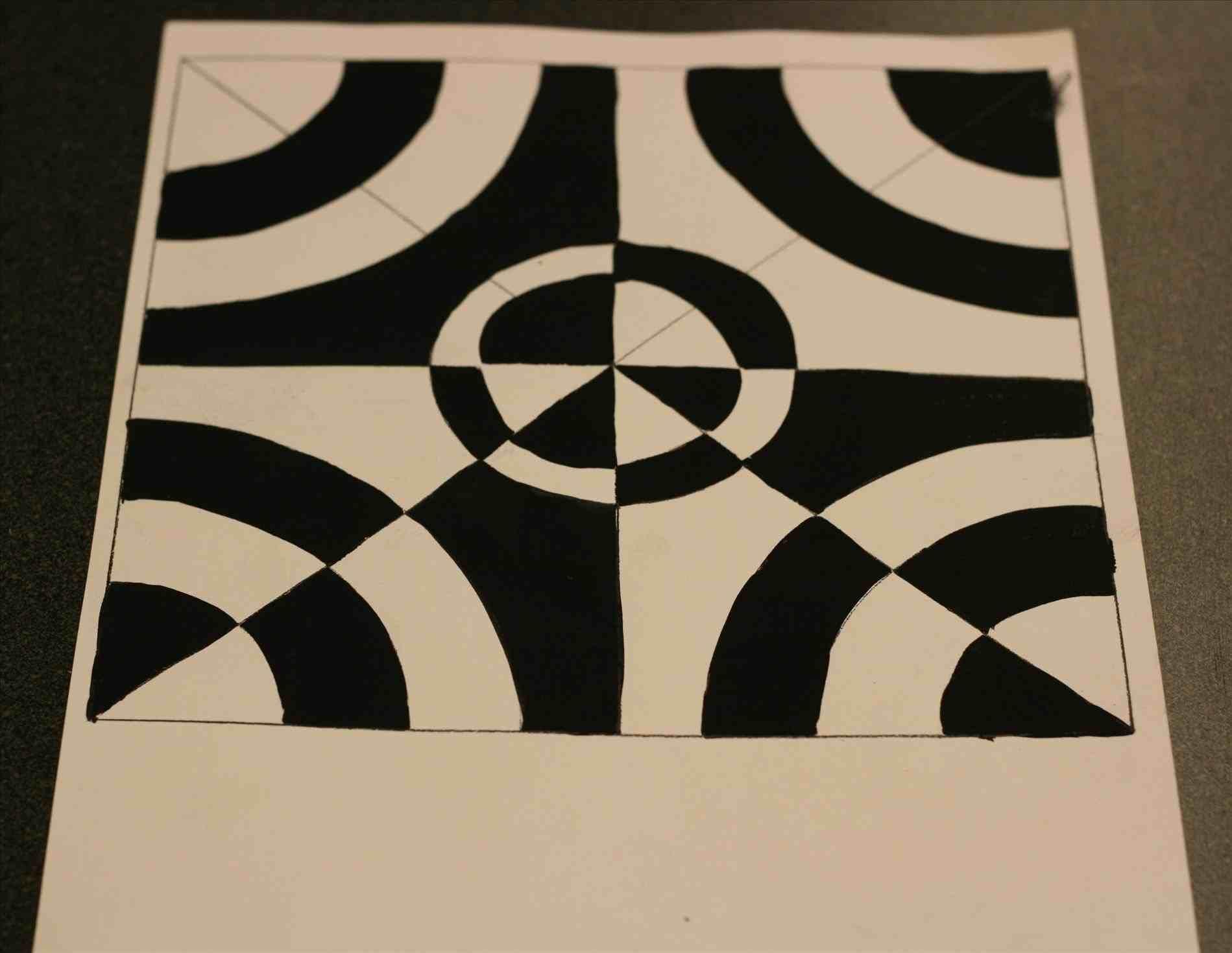 principles of design symmetrical balance | Symmetry art ...