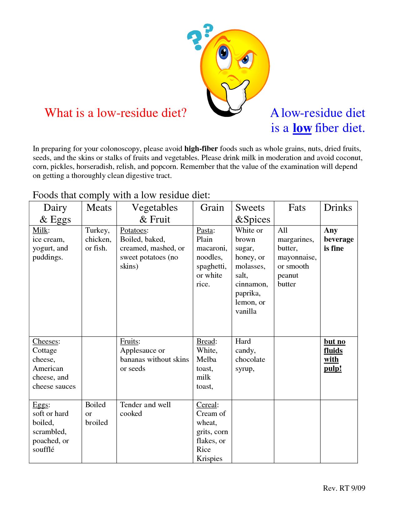 low residue diet food list - looking for free diet tips? you've, Skeleton
