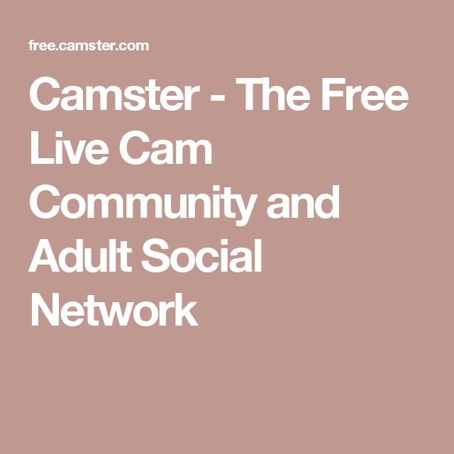 Free Adult Cam Community