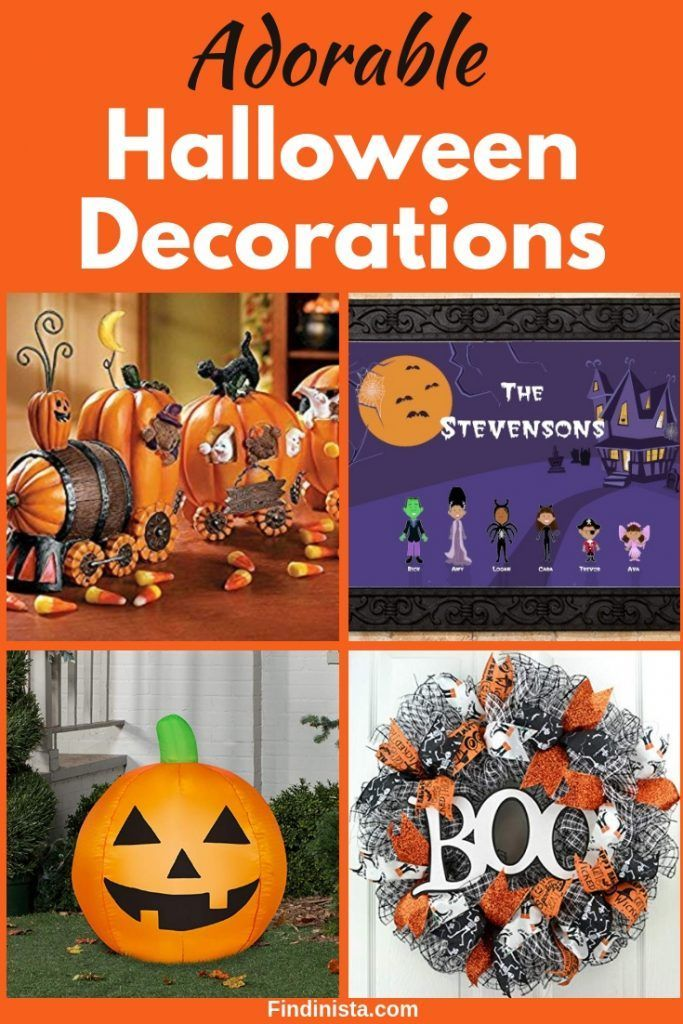 Halloween Decoration Ideas - Fun and Easy Halloween Decorations