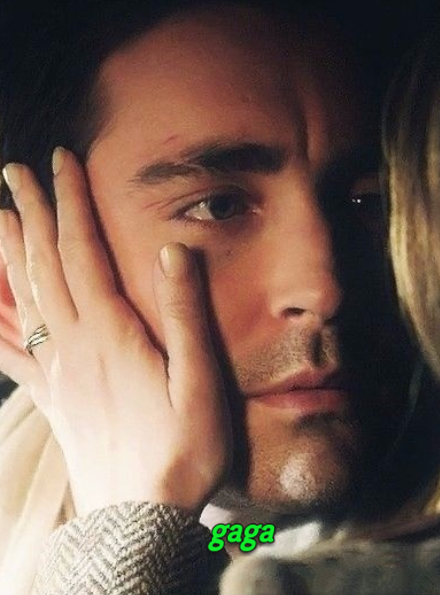 This magnificent face is imprinted on my heart | Lee Pace in 2019