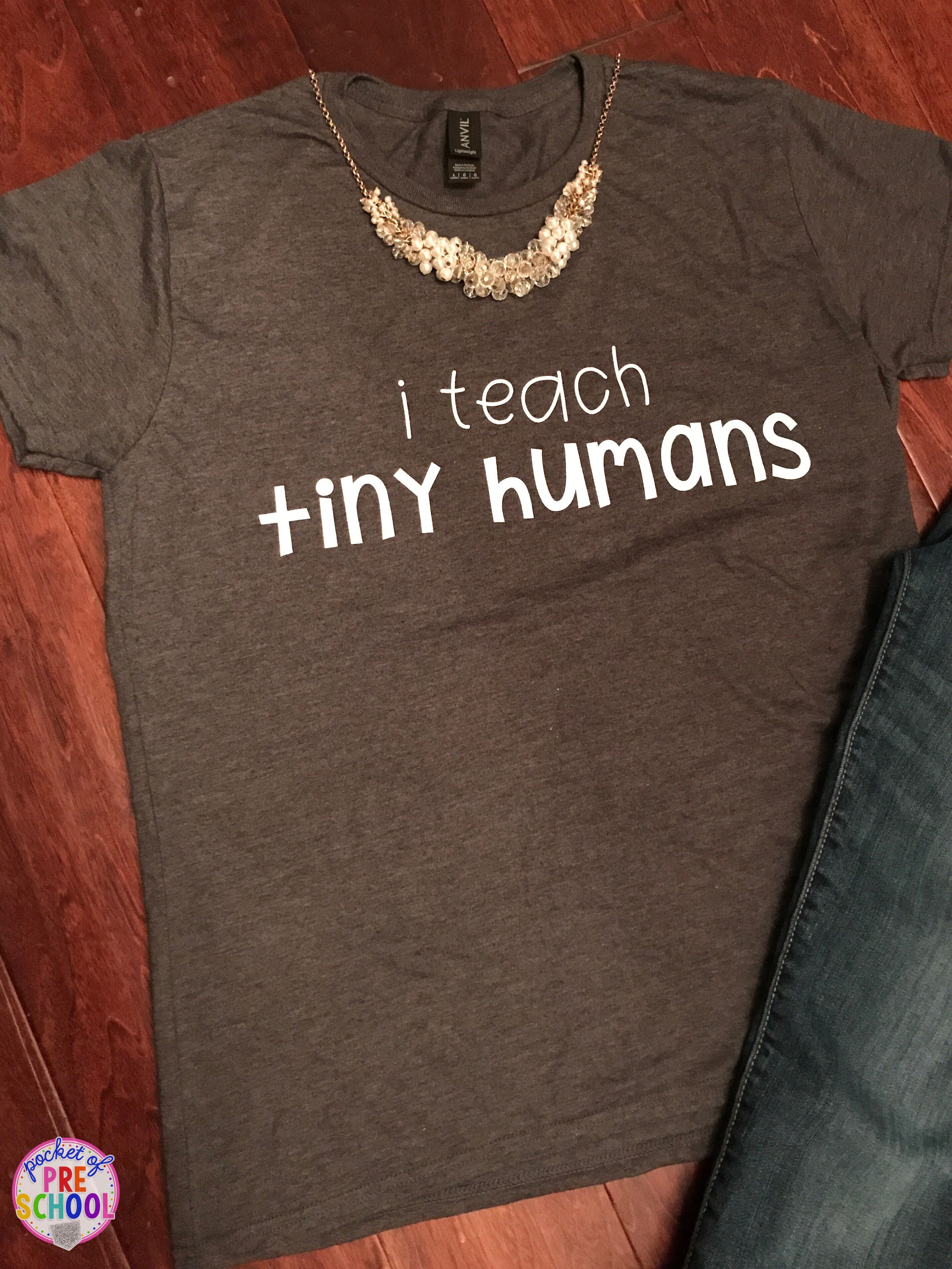 Early Childhood Teacher T Shirt Perfect For Infant Toddler