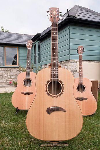 J G Turnpike Handmade Acoustic Guitars Built In Dorset England Guitar Studio Guitar Guitar Obsession