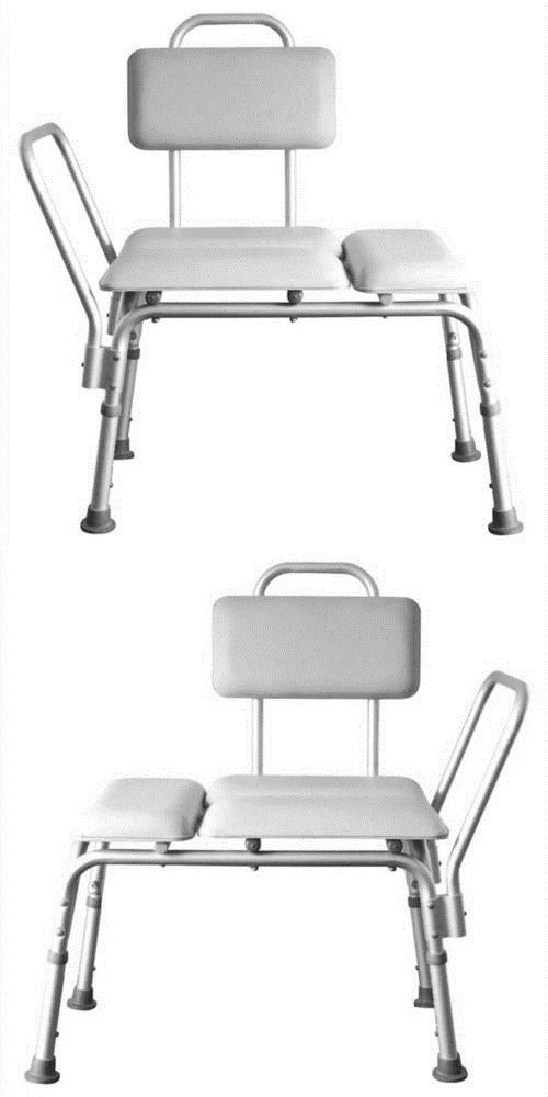 Shower and Bath Seats: Medical Shower Chair 10 Height Adjustable ...