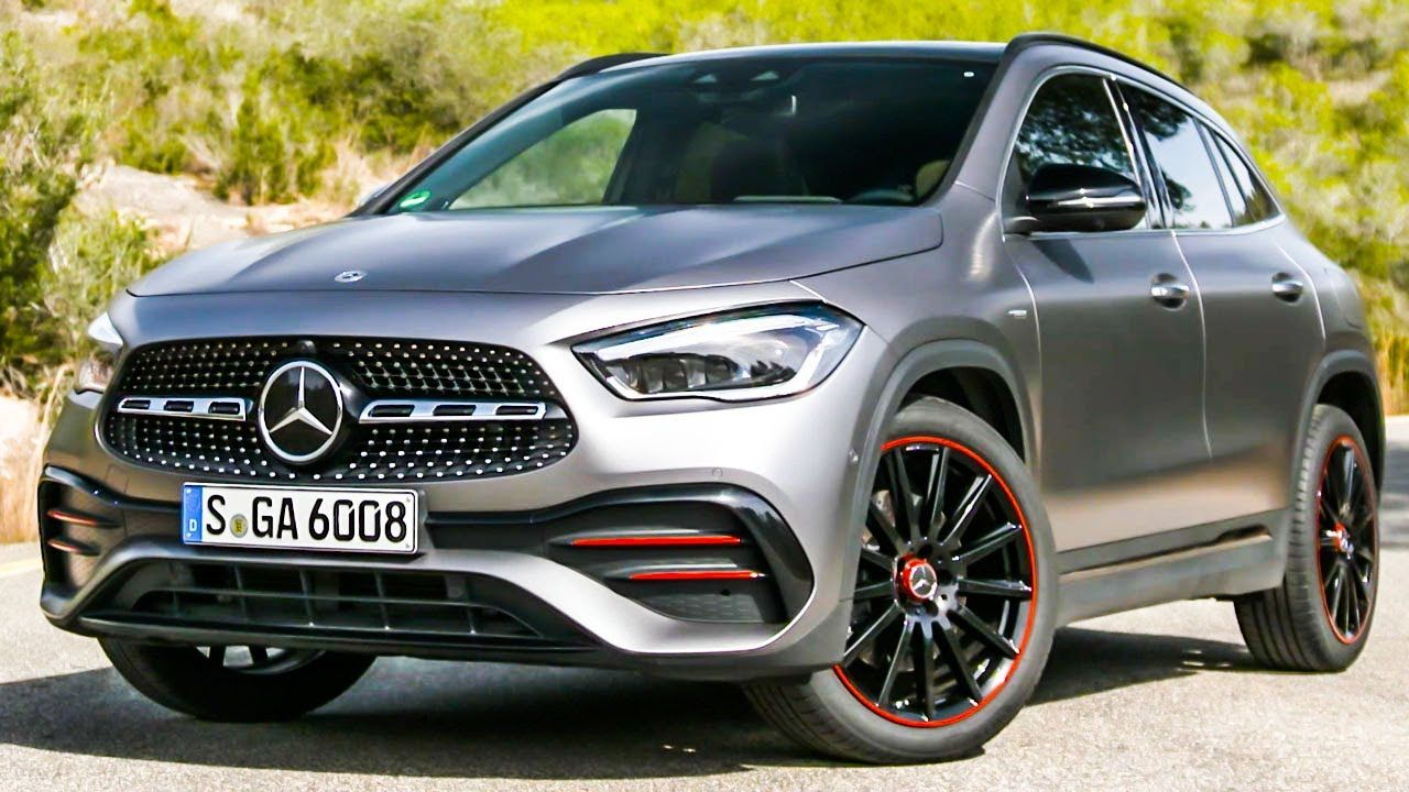 2021 Mercedes Benz Gla 200 Mountain Grey Magno Mercedes Suv Mercedes Benz Gla Mercedes Gla